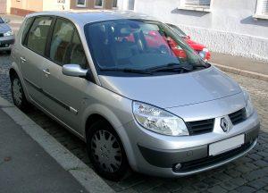 vidange pour une Renault Scenic 2