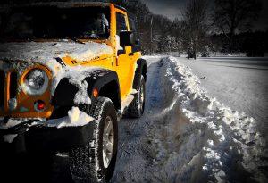 changer de courroie de distribution Jeep Wrangler